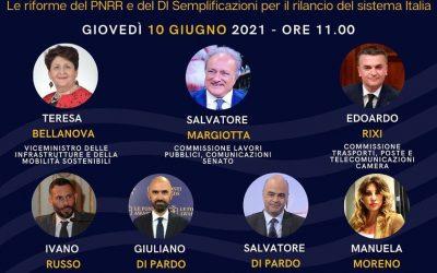 Digital Consenso. Le riforme del PNRR e del DI Semplificazioni per il rilancio del sistema Italia